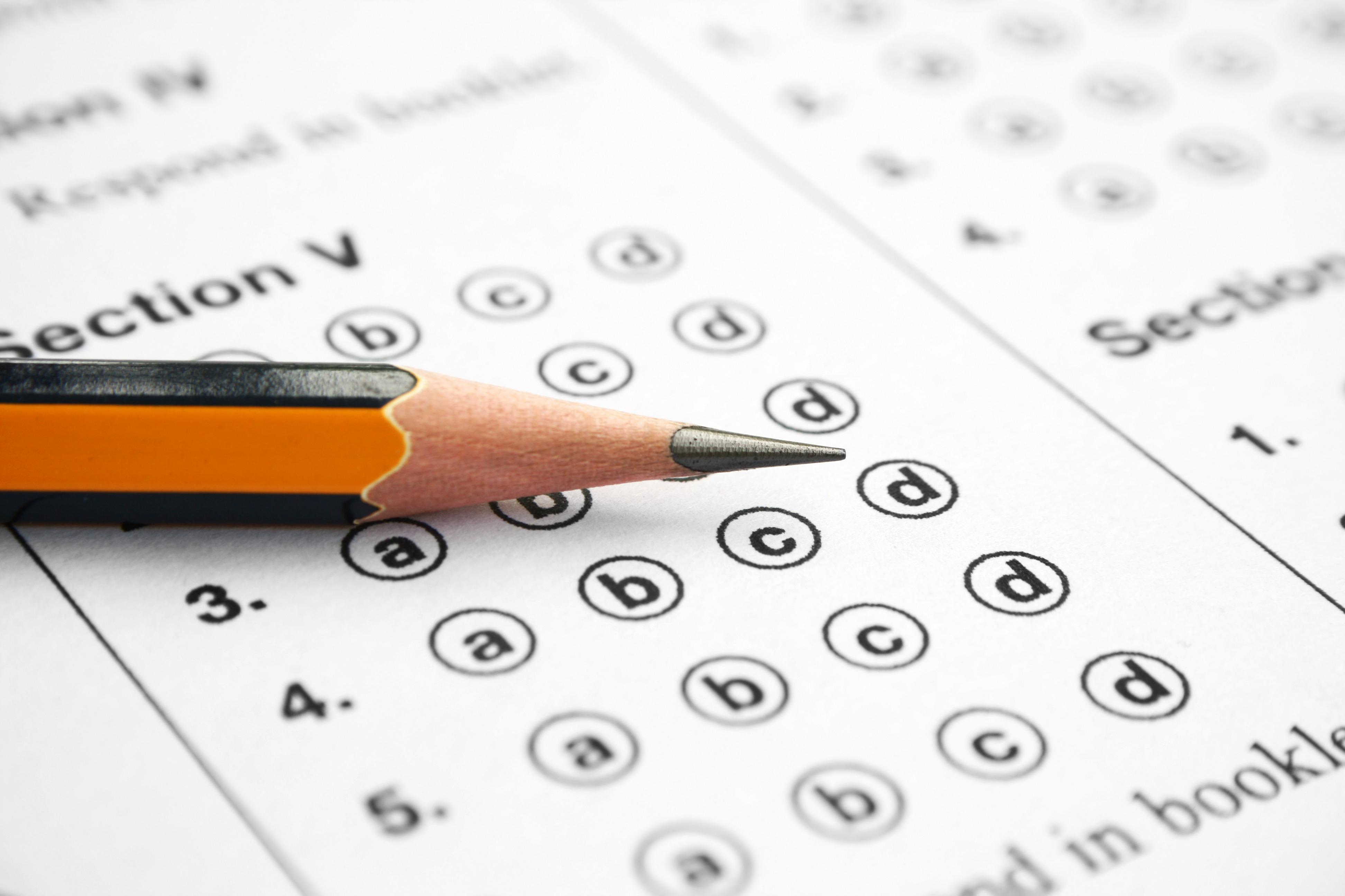 Exam period (an announcement)
